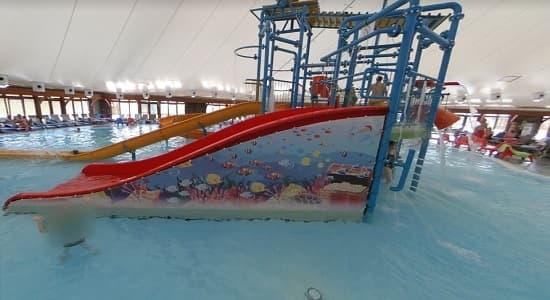 Kryty basen dla dzieci