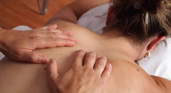 masaż Besenova